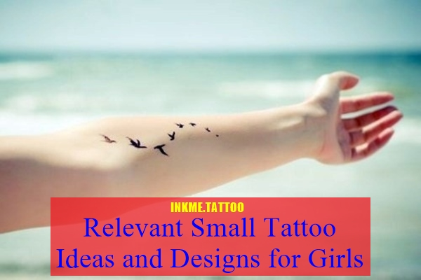 Relevant Small Tattoo Ideas and Designs for Girls0021