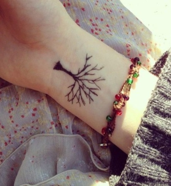Relevant Small Tattoo Ideas and Designs for Girls0561