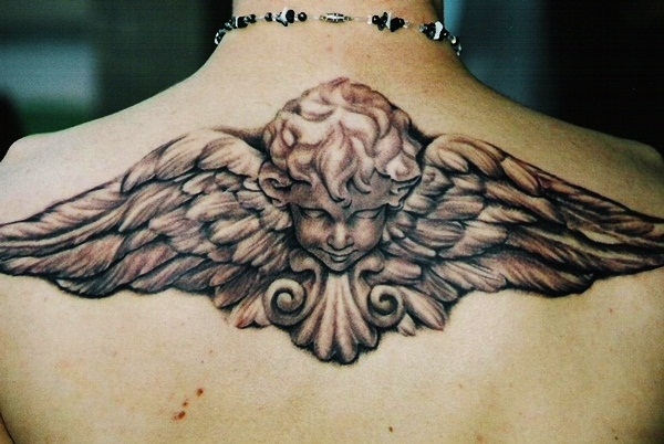 Angel tattoo designs and ideas6