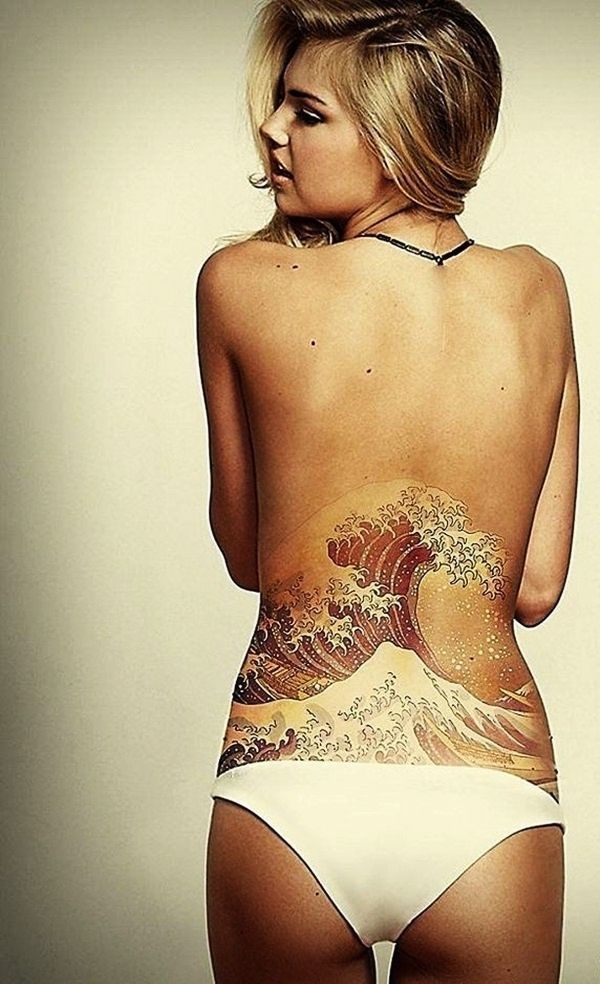 Lower back tattoo designs for women54