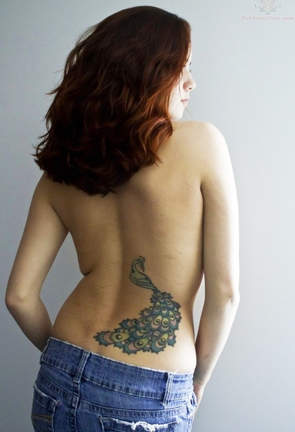 Lower back tattoo designs for women6