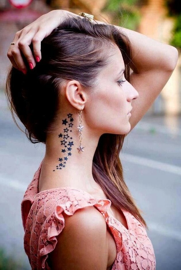 Neck Tattoo Designs and ideas21