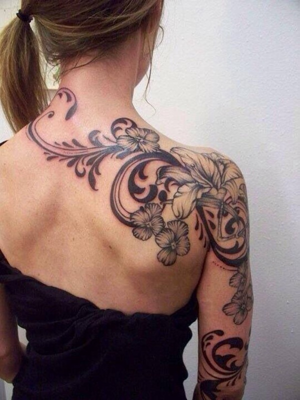 Neck Tattoo Designs and ideas56
