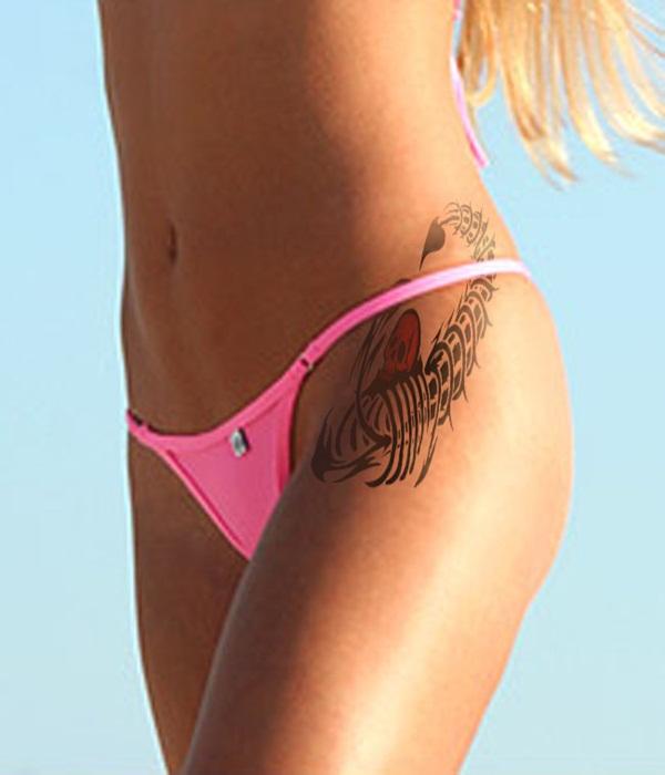 101 Sexy Hip Tattoo Designs You wish you had