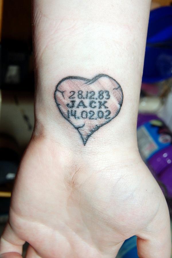 heart tattoo designs 49