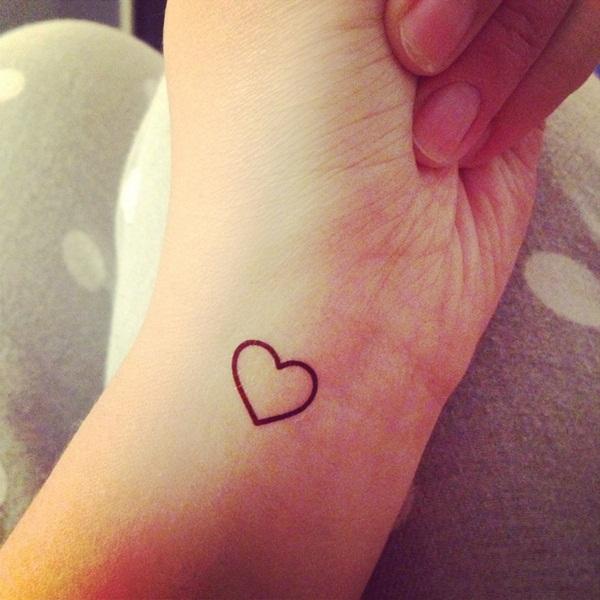 heart tattoo designs 6
