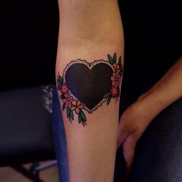 heart tattoo designs 65
