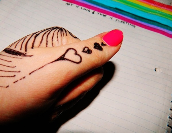 heart tattoo designs 66