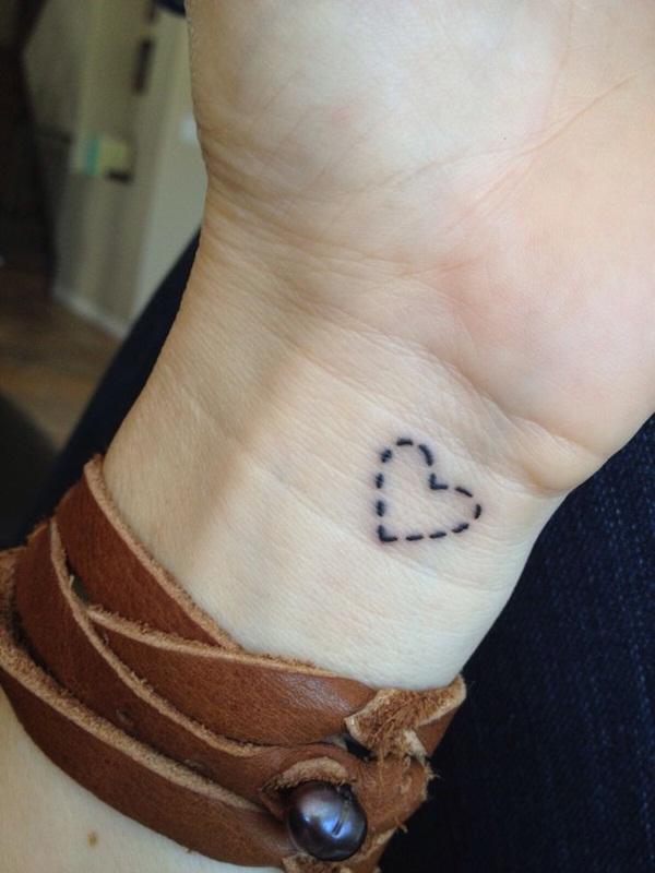 heart tattoo designs 67