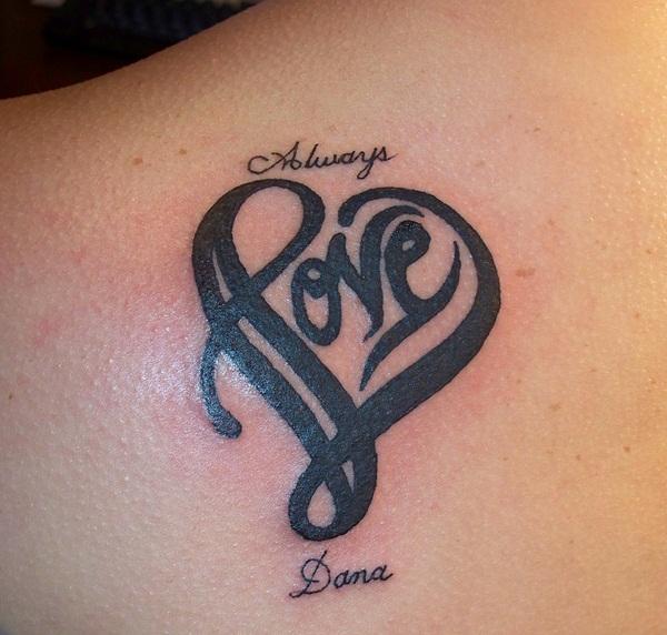 heart tattoo designs 74