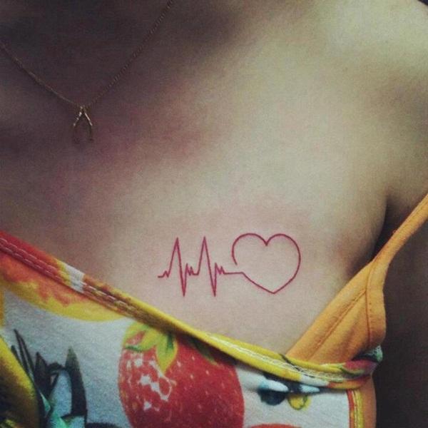 heart tattoo designs 75