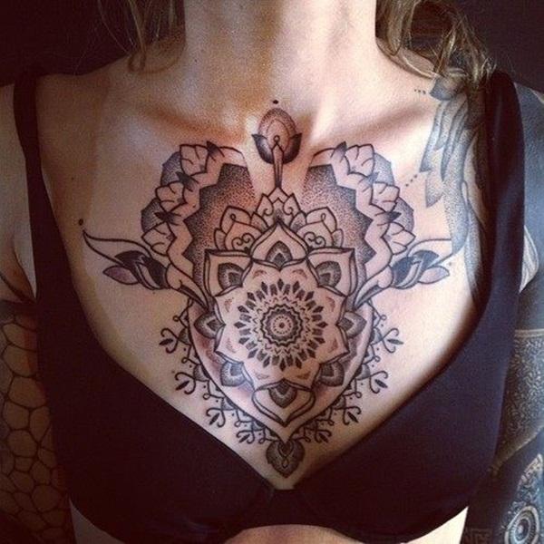 mandala tattoo designs for girls29