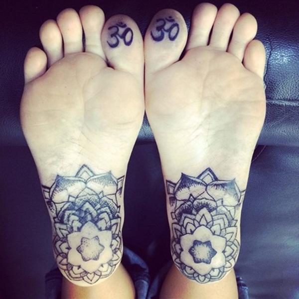 mandala tattoo designs for girls5