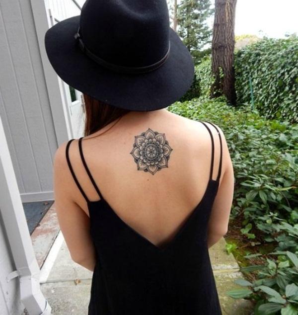 mandala tattoo designs for girls62