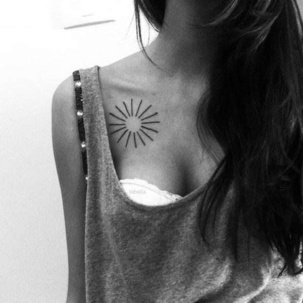 sexy sun tattoo designs 37