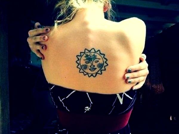 sexy sun tattoo designs 39